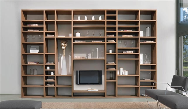 Arredamento librerie moderne mt news u le nuove creative for Librerie vendita online