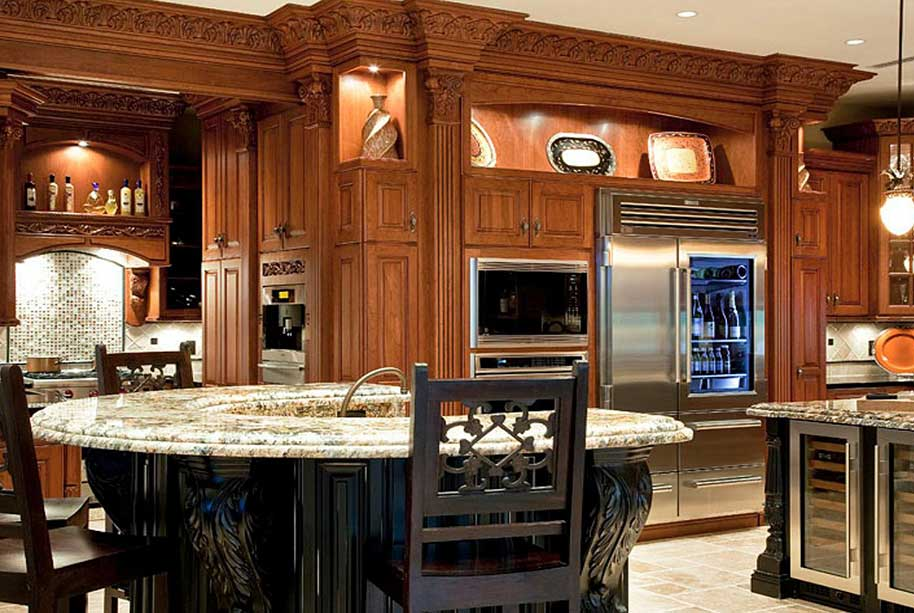 Cucine Di Lusso Classiche : Cucine classiche di lusso