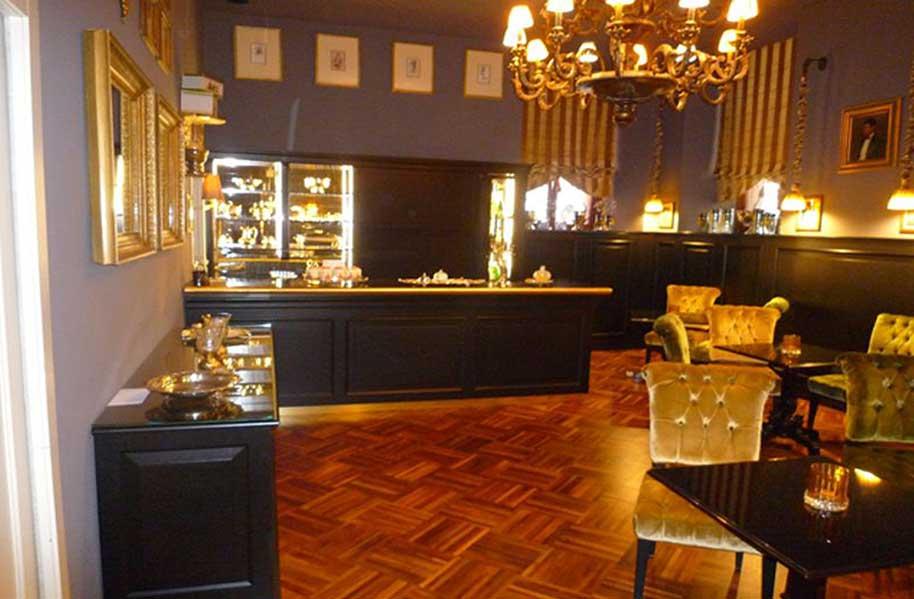 arredamenti per bar classici e moderni