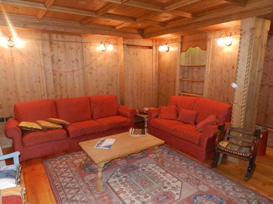 Favoloso Boiserie e soffitti a cassettoni in legno VK83