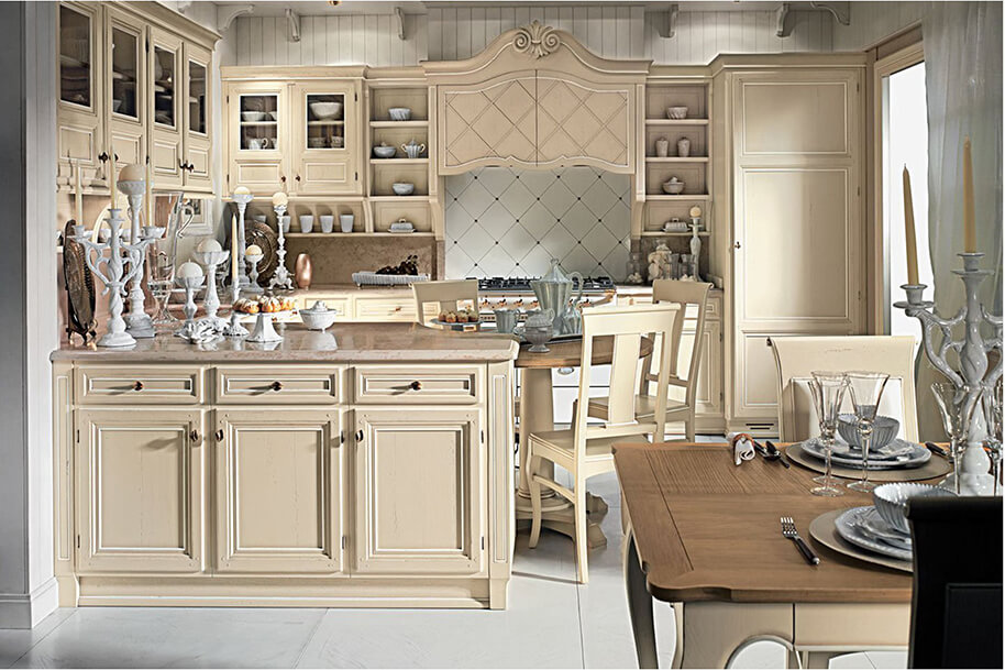 cucina style provenzale