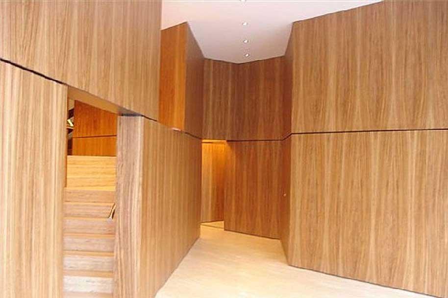 Pareti In Legno Shabby : Pareti in legno per alberghi boiseries su misura
